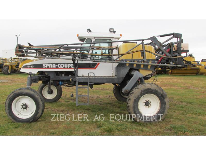 SPRA-COUPE PULVERIZADOR 4440 equipment  photo 3