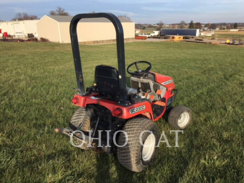 AGCO-MASSEY FERGUSON TRATTORI AGRICOLI MFGC2300 equipment  photo 4