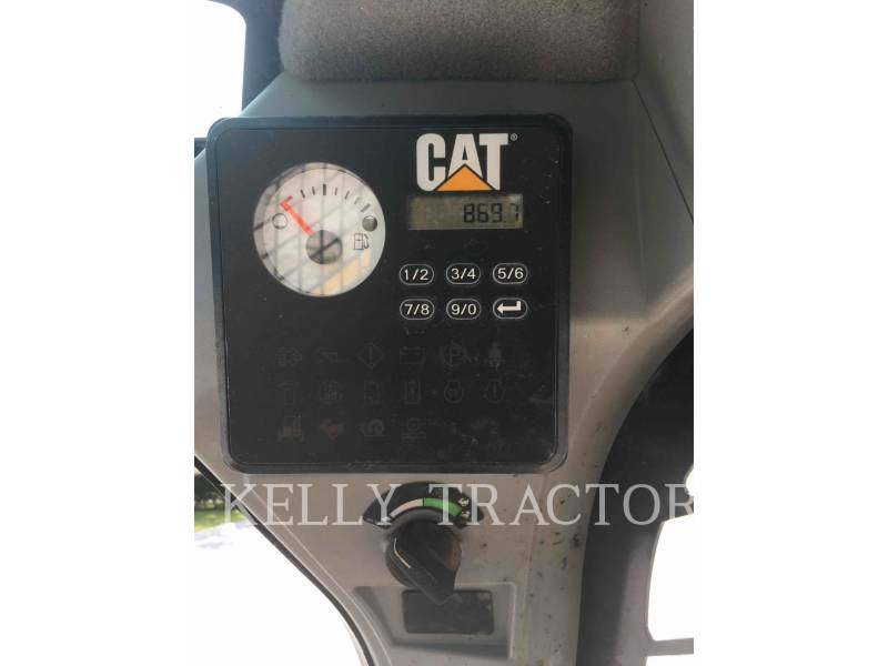 CATERPILLAR MINICARGADORAS 232 D equipment  photo 12
