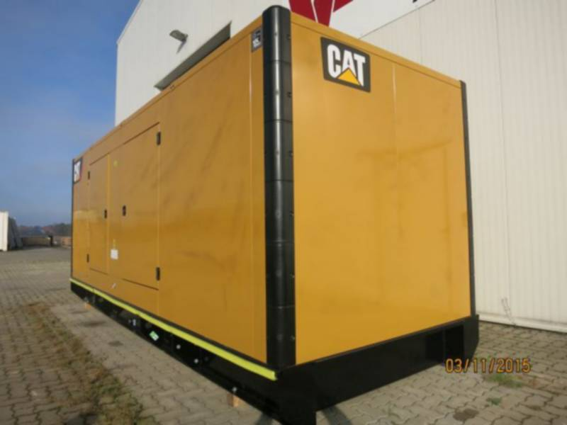 CATERPILLAR STATIONARY GENERATOR SETS C18 equipment  photo 1