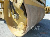 CATERPILLAR VIBRATORY DOUBLE DRUM ASPHALT CD54 equipment  photo 9