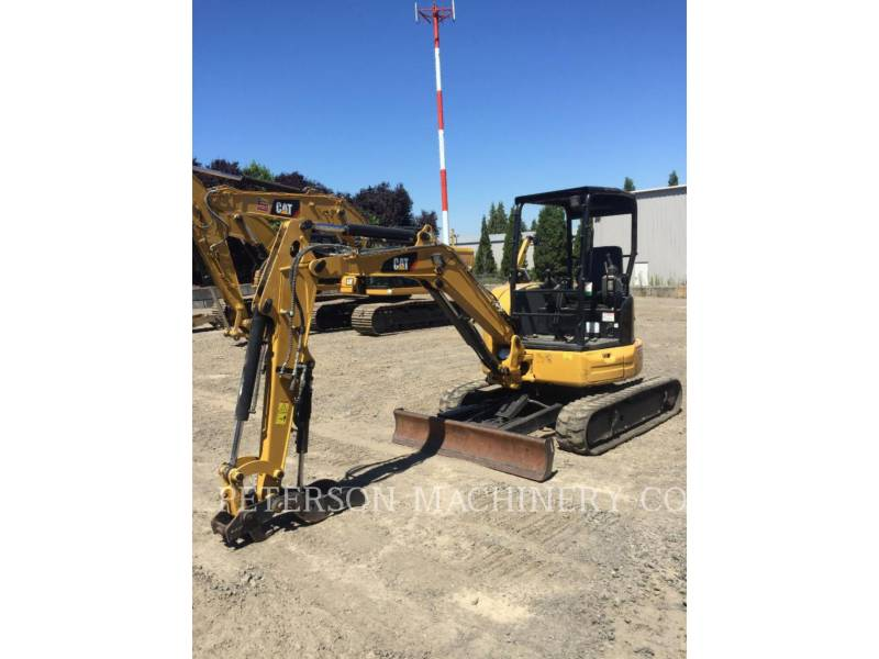Caterpillar EXCAVATOARE PE ŞENILE 303.5E2CR equipment  photo 1