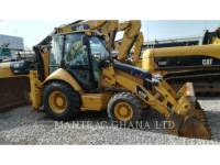 Equipment photo CATERPILLAR 432E バックホーローダ 1
