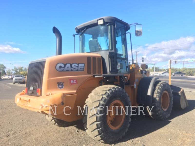 CASE WHEEL LOADERS/INTEGRATED TOOLCARRIERS 521E equipment  photo 5