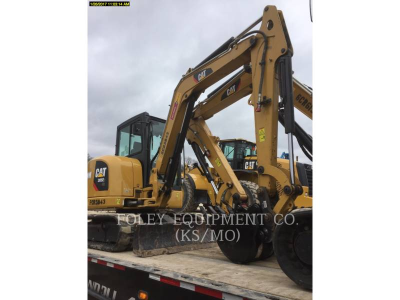CATERPILLAR KETTEN-HYDRAULIKBAGGER 305E2CR equipment  photo 3