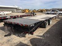 PJ TRAILERS トレーラ TR 28' TAG equipment  photo 3