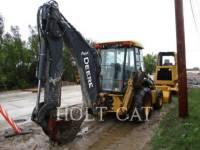 DEERE & CO. BAGGERLADER 410K equipment  photo 3