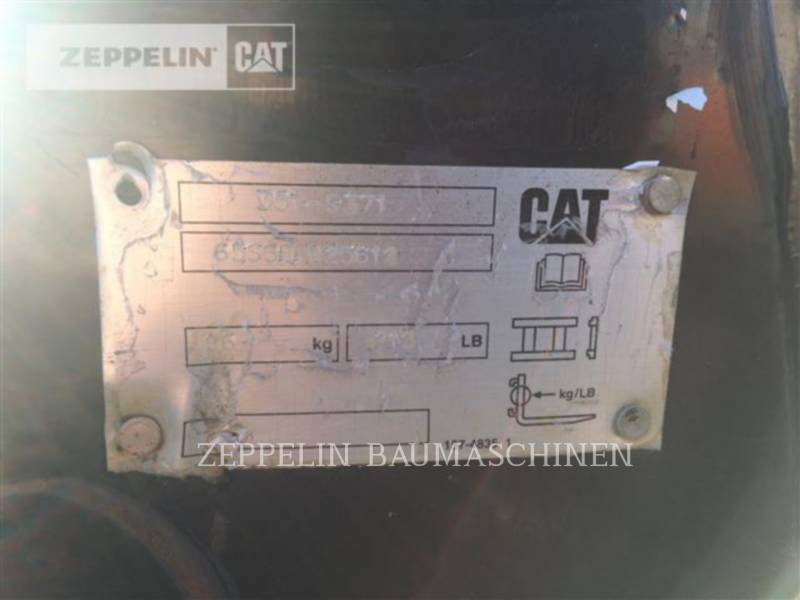 CATERPILLAR DELTALADER 257D equipment  photo 8
