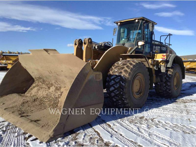 CATERPILLAR WHEEL LOADERS/INTEGRATED TOOLCARRIERS 982M AG equipment  photo 1
