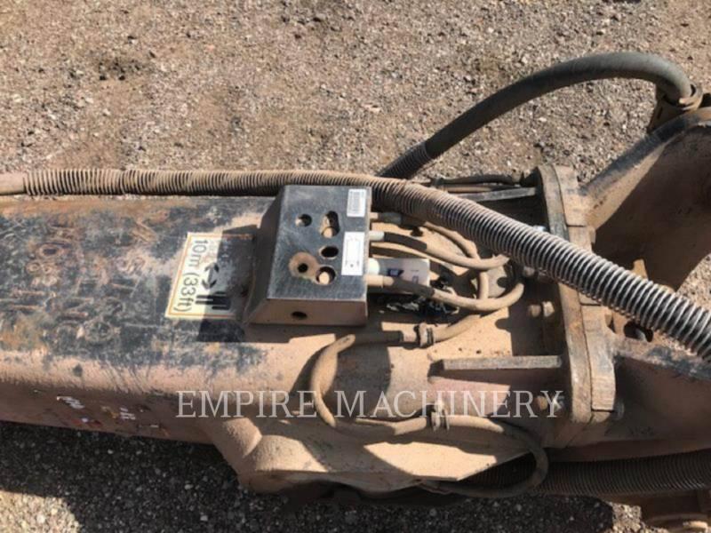 CATERPILLAR AG - HAMMER H140DS equipment  photo 7