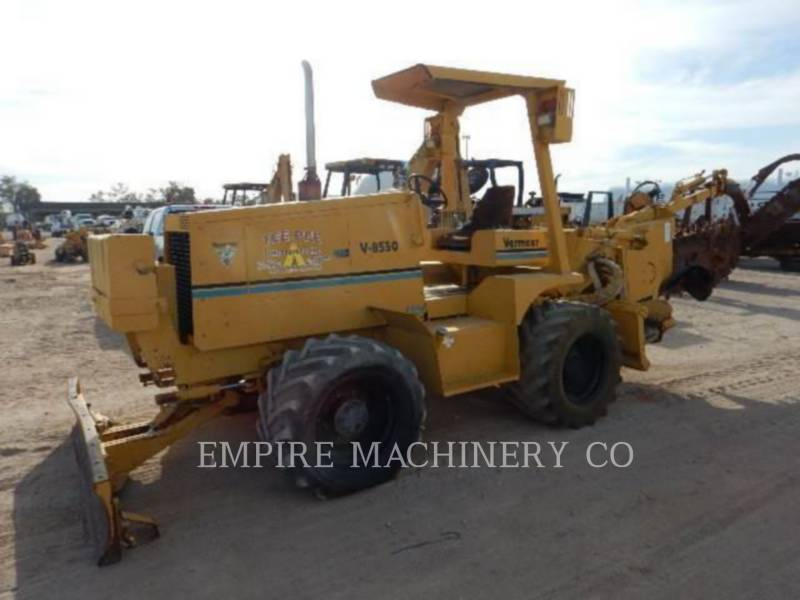 VERMEER EQUIPO VARIADO / OTRO V8550 equipment  photo 4