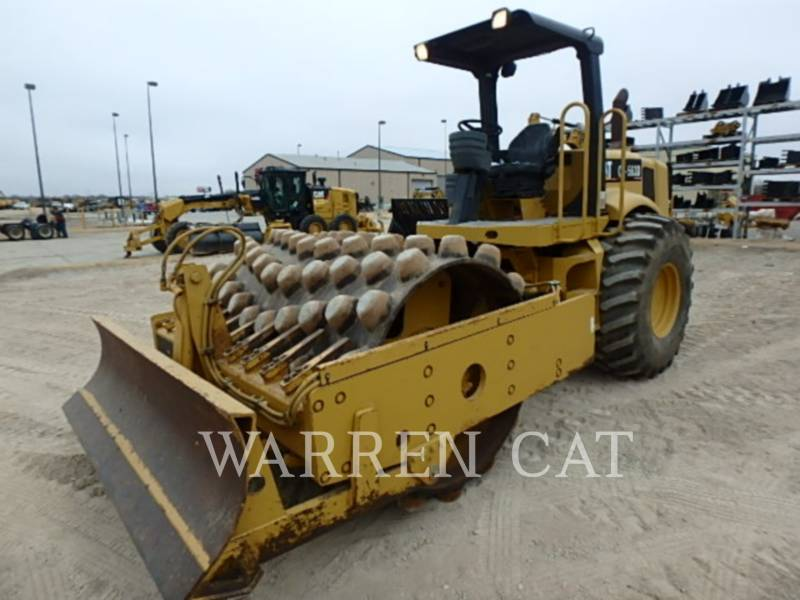 CATERPILLAR FINISSEURS CP563D equipment  photo 1