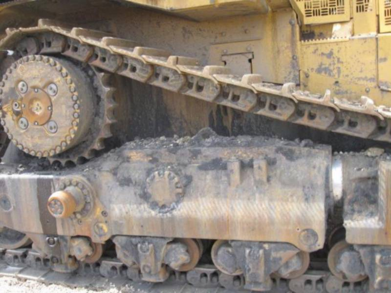 CATERPILLAR TRACK TYPE TRACTORS D10T equipment  photo 21