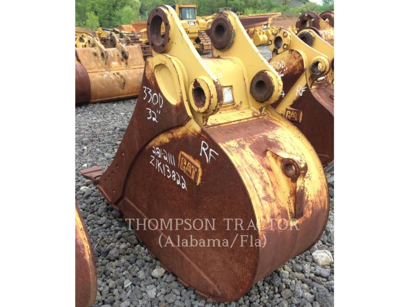 CAT WORK TOOLS (SERIALIZED) HERRAMIENTA: CUCHARÓN 324D+329D+330D+336D 32 INCH DB LINKAGE BUCKET equipment  photo 2