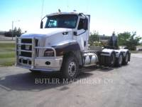 Equipment photo CATERPILLAR CT660 ON HIGHWAY TRUCKS 1