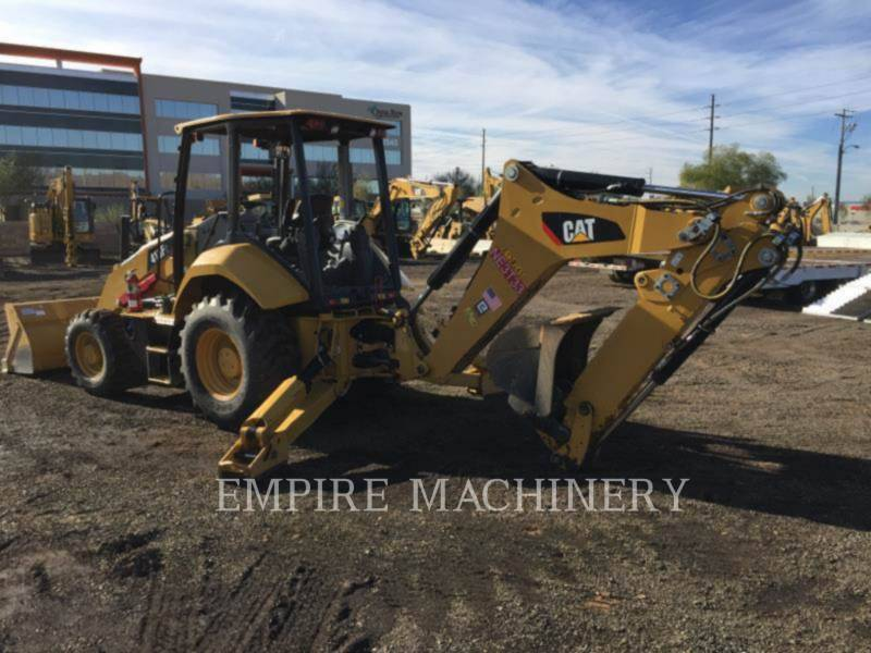 CATERPILLAR RETROEXCAVADORAS CARGADORAS 416F2ST equipment  photo 1