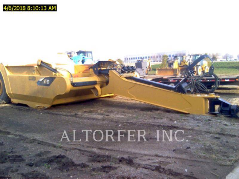 MOBILE TRACK SOLUTIONS SCRAPER - RIMORCHIATO MT30 equipment  photo 2