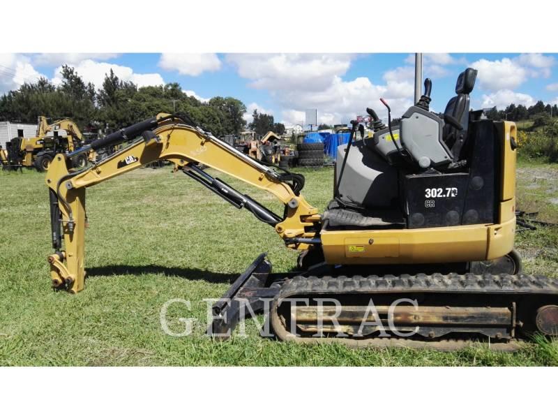 CATERPILLAR PELLES SUR CHAINES 302.7DCR equipment  photo 7