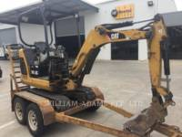 CATERPILLAR PELLES SUR CHAINES 301.6C equipment  photo 1