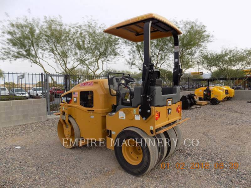 CATERPILLAR COMPACTEURS TANDEMS VIBRANTS CC34B equipment  photo 3
