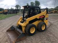 CATERPILLAR PALE COMPATTE SKID STEER 242 D equipment  photo 2