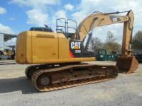 CATERPILLAR TRACK EXCAVATORS 329EL equipment  photo 15