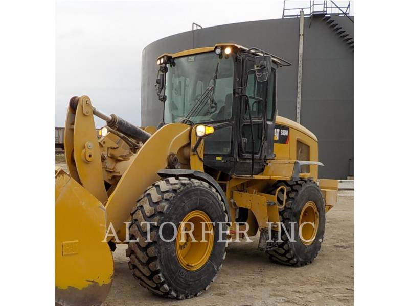 CATERPILLAR WHEEL LOADERS/INTEGRATED TOOLCARRIERS 930M equipment  photo 1