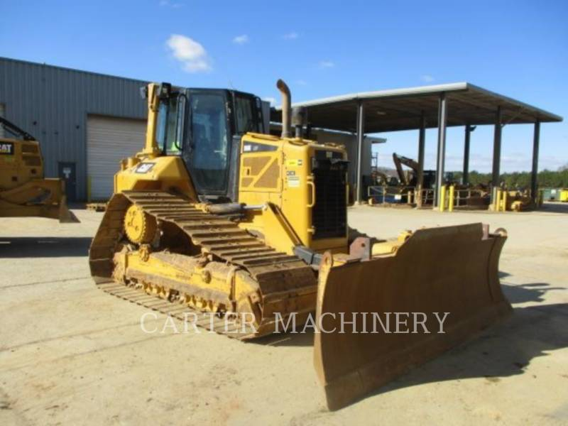 CATERPILLAR CIĄGNIKI GĄSIENICOWE D6NLGP ARO equipment  photo 1