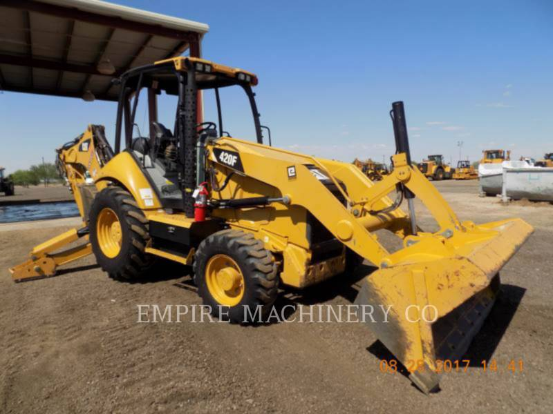 CATERPILLAR RETROEXCAVADORAS CARGADORAS 420F 4EO P equipment  photo 1