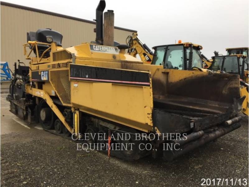 CATERPILLAR REPANDEUR DE BITUME AP1055D equipment  photo 2