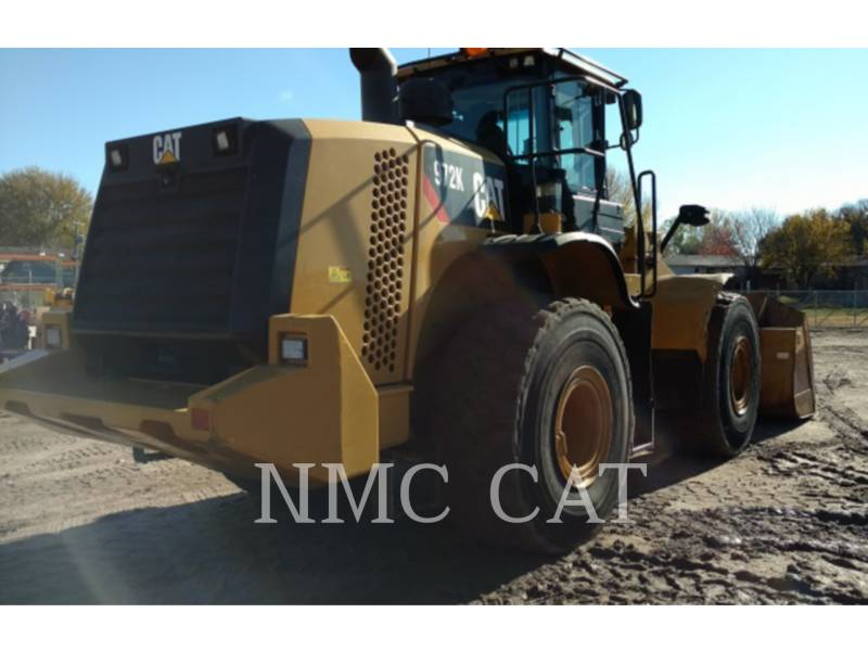 Caterpillar ÎNCĂRCĂTOARE PE ROŢI/PORTSCULE INTEGRATE 972K equipment  photo 3