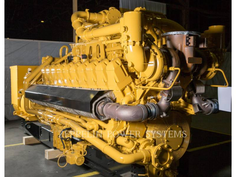 CATERPILLAR STATIONARY - NATURAL GAS G3520C equipment  photo 4