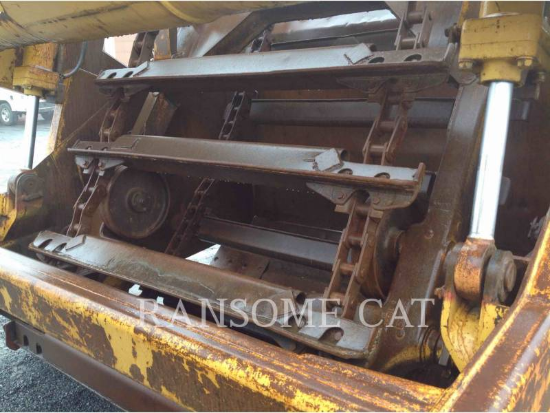 CATERPILLAR MOTOESCREPAS 615CII equipment  photo 14