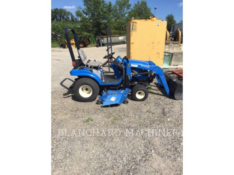 NEW HOLLAND LTD. AG TRACTORS TZ22DA equipment  photo 5