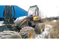 PONSSE BOSBOUW - OOGSTER ERGO 8W equipment  photo 5