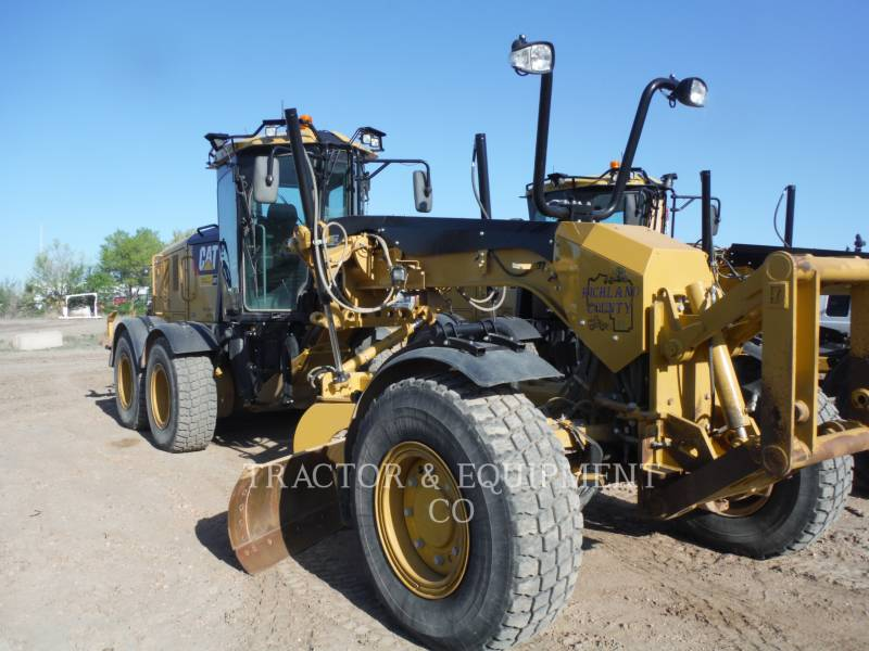 CATERPILLAR MOTOR GRADERS 160 AWD equipment  photo 1