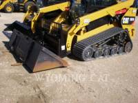 CATERPILLAR SKID STEER LOADERS 287D equipment  photo 2