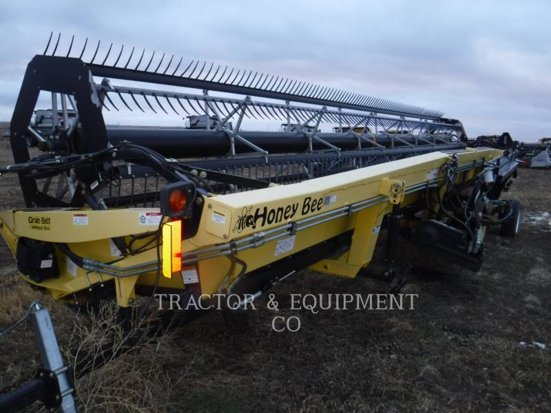 HONEY-BEE  COMBINE HEADER SP 36 A-10 equipment  photo 1