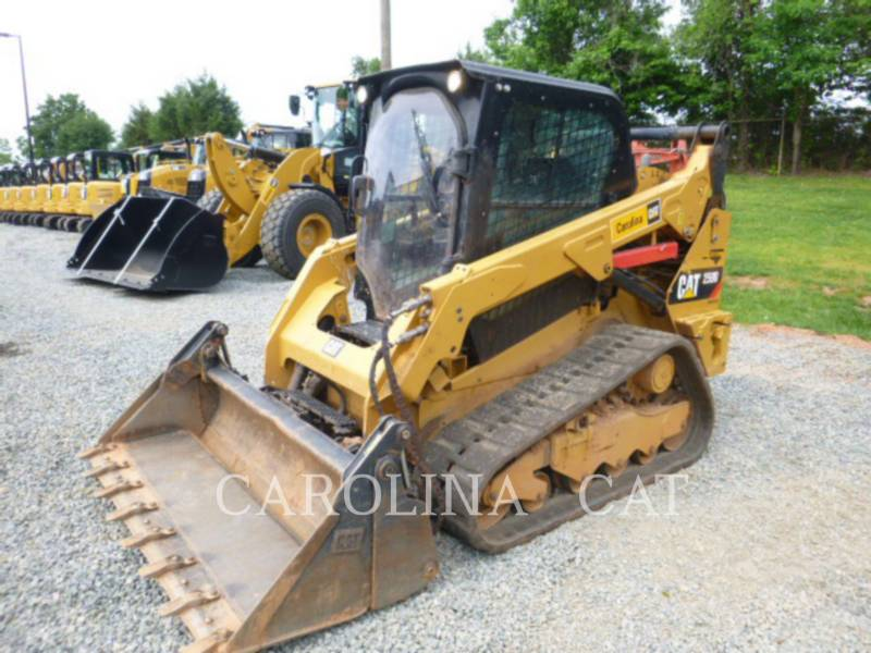 CATERPILLAR TRACK LOADERS 259D CB equipment  photo 6