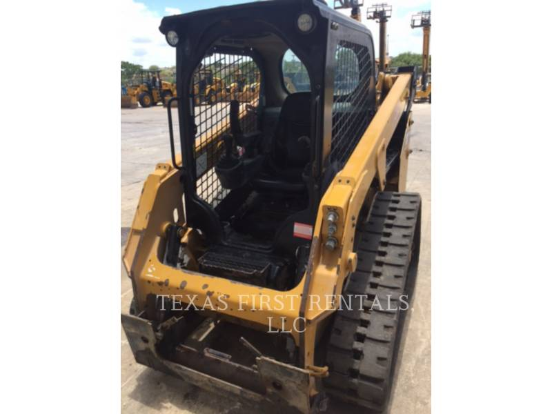 CATERPILLAR DELTALADER 249 D equipment  photo 2