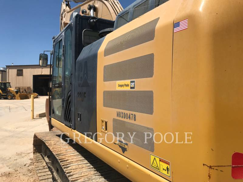 CATERPILLAR TRACK EXCAVATORS 330FL equipment  photo 9