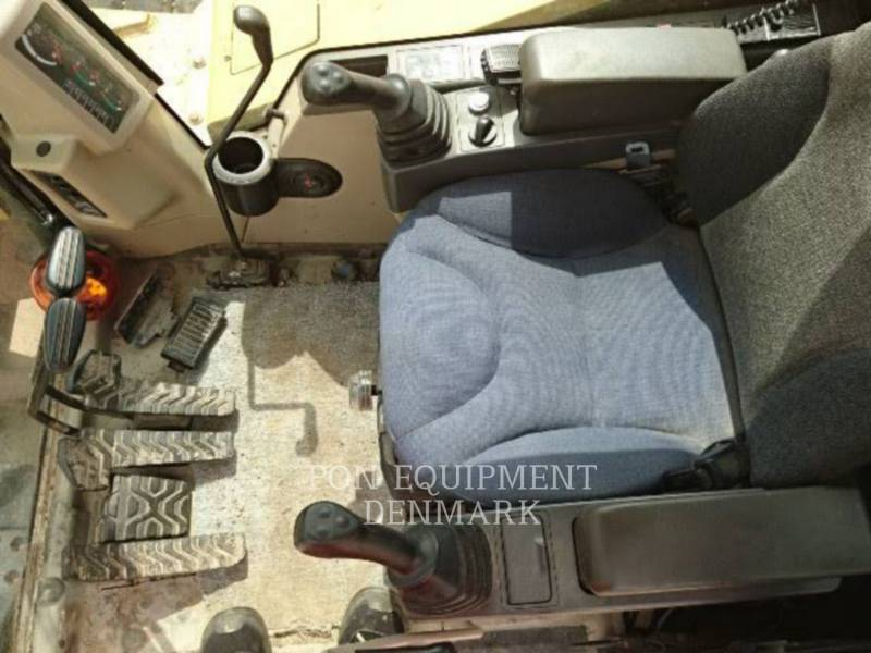 CATERPILLAR TRACK EXCAVATORS 307 C equipment  photo 11