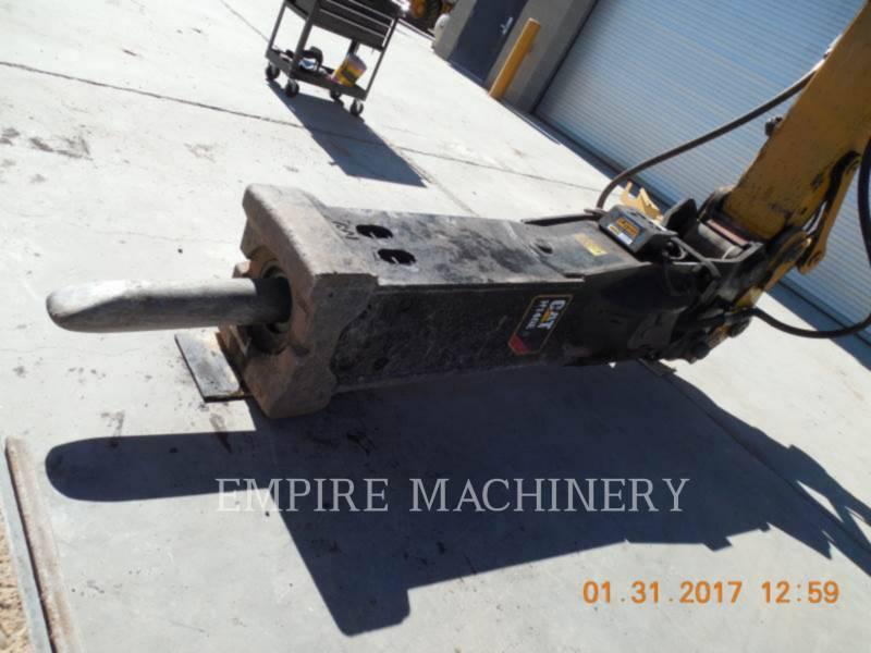 CATERPILLAR  HAMMER H140ES equipment  photo 1