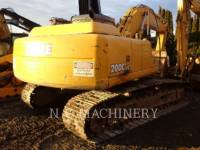 JOHN DEERE TRACK EXCAVATORS 200C LC equipment  photo 3