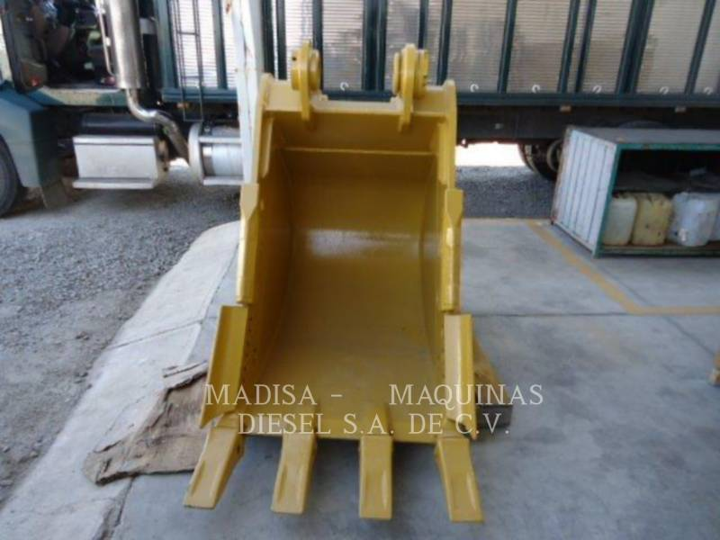 CAT ATTACHMENTS HERRAMIENTA: CUCHARÓN BUCKET equipment  photo 1