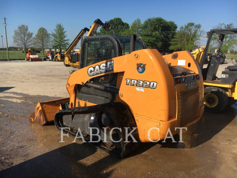 CASE/NEW HOLLAND MULTI TERRAIN LOADERS TR320 equipment  photo 2