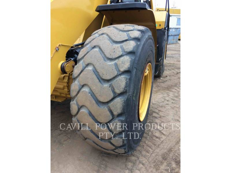 CATERPILLAR WHEEL LOADERS/INTEGRATED TOOLCARRIERS 972M equipment  photo 14