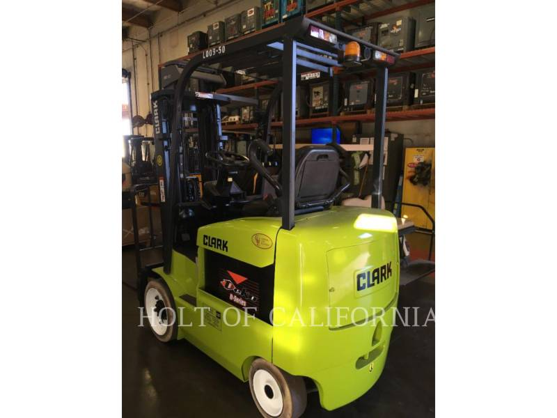 CLARK FORKLIFTS ECX25 equipment  photo 4