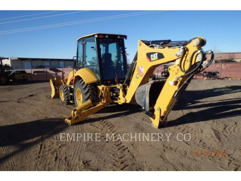 CATERPILLAR バックホーローダ 420F2 HRC equipment  photo 3