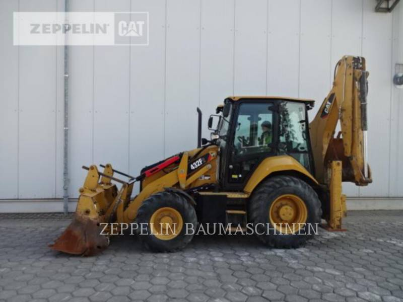 CATERPILLAR KOPARKO-ŁADOWARKI 432F equipment  photo 5